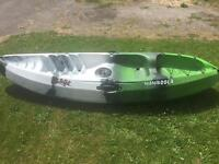 Sit on Top Kayak New Never used