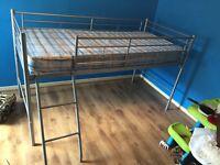 Single High Bed Frame