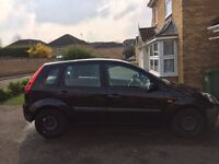 Excellent Condition Ford Fiesta Fun 1.3 Left hand drive For Sale