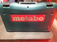 Metabo 18v Drill Brand New