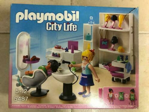 Playmobil kapsalon