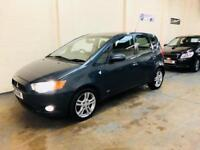 2010 Mitsubishi colt 1.3 cz2 in immaculate condition 1 owner full service history long mot April 19