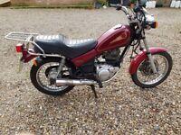 Yamaha SR 125 2002
