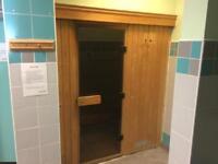Sauna (x2)