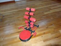 Abs Ultimate Workout Fitness Exercise Gym Equipment Work your core like never before