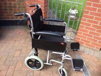Enigma lightweight wheelchair