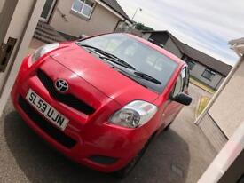 2009 Toyota Yaris 1litre cheap run around.. £30TAX.. clean car well looked after