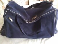 Kukri Sports Bag Blue - Gym Rugby Sports