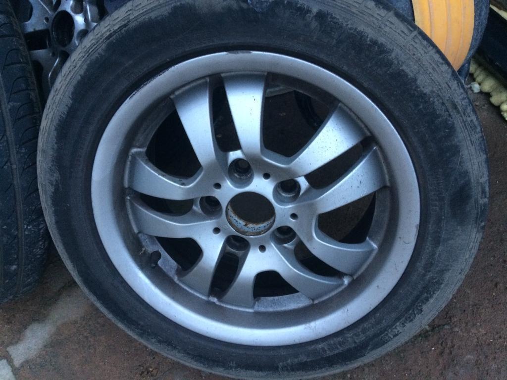 BMW 16 inch E90 Alloy Wheels