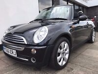 MINI Convertible 1.6 One 2dr FULL SERVICE HISTORY