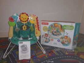 Fisher Price 2-in-1 Sensory Stages Baby Bouncer