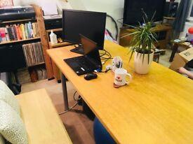 Large Desk 180 x 80 cm