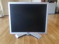 "Dell UltraSharp 1907FPt 19"" Widescreen LCD Monitor VGA DVI , 4 USB, WITH STAND"