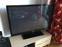 43 ' Samsung HD ready TV with Freeview. (Collection only).