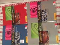 German university textbooks