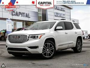 2017 GMC Acadia Denali AWD ADAPTIVE CRUISE CONTROL* 20 WHEELS