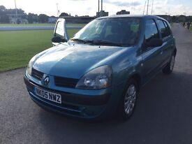 Renault clio 2005 -automatic