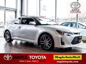 2015 Scion tC 1 OWNER - TOYOTA CERTIFIED - LIKE NEW