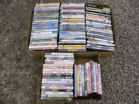 OVER 100 DVDS AND PC GAMES ETC LOTS ARE BRAND NEW SEALED