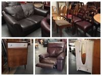 ** LOTS OF SECOND HAND FURNITURE FOR SALE **