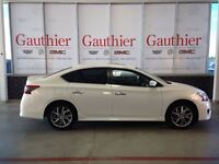 2014 Nissan Sentra 1.8 SR, Navigation, Sunroof, Heated Seats