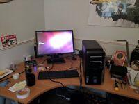 2 x PC + Monitor