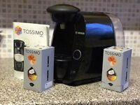 Tassimo Coffee Machine TAS 20xx perfect condition with pods