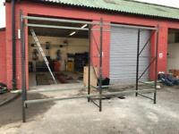 Pallet Racking / Shelving For Sale 12.5M Long 1.85 High