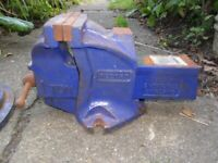Record 1 Ton Vice Tool 4 inch wide Jaw,weighs 7.6kg