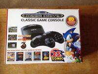 Sega mega drive 25th anniversary sonic the hedgehog - 80 games