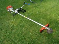 Stihl petrol strimmer fs220 commercial quality vgc