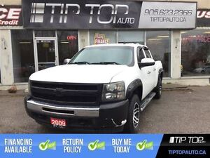 2009 Chevrolet Silverado 1500 LT ** Low KMs, 4X4, 5.3L, Beatutif