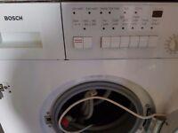 Bosch intergrated washer dryer