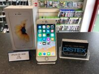 iPhone 6S 16GB O2 Gold White