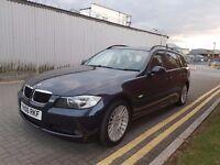 2006 BMW 320D SE TOURING,ESTATE,6 SPEED MANUAL,CALL ON,07549508197