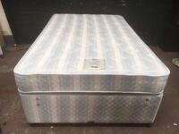 Fabulous as new Myers double bed with matching Myers mattress