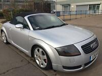 2000 Audi TT Roadster QUATTRO convertible, only 97k, F.S.History, cambelt done