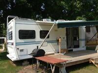 Citation 5th Wheel Travel Trailer