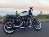Harley Davidson Xl883r Sportster 2006