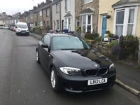 Bmw 1 series coupe 2.0ltr diesel