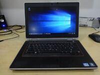 Dell Latitude Core i5 Fast Laptop Windows 10
