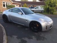 Nissan 350Z GT 2003 Subtlety Modified (293bhp) 12 month MOT, Brand new clutch & Flywheel