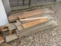 Free Timber - Great for stoves and fireplaces!