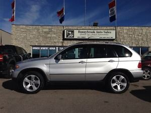 2006 BMW X5 4.4i COMES FULLY MECHANICALLY SAFETY CERTIFIED ALS