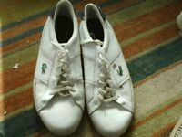 la coste trainers size 9