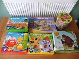 (Toys) More educational toys and puzzles (age 3 - 6)