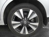 Nissan Pulsar N-CONNECTA DCI (silver) 2017-01-26