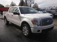 2010 Ford F-150 CrewCab 4X4 Platinum