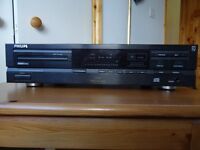 Phillips CD 610 Compact Disc Player