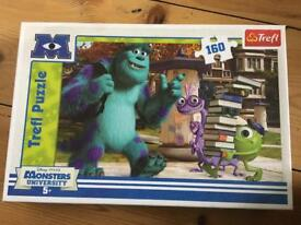 Puzzle - Monsters Inc.